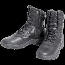 Chaussure d'intervention Field cuir & Zip