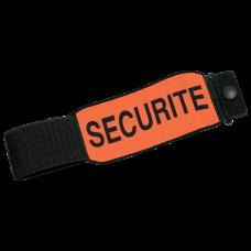 Brassard sécurité rétro-réflechissant