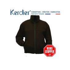 Veste polaire Fleece Windstopper®